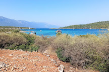 Sedir Island, Marmaris, Turkey