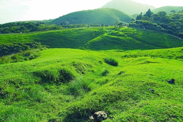 Qing Tian Hill