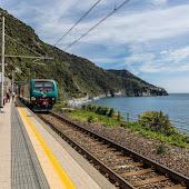Железнодорожная станция  Corniglia