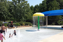 Sprayground at Riverside Park, Roswell, United States