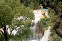 Chiflon Cascades, Tuxtla Gutierrez, Mexico