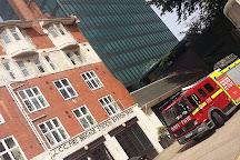 L.C.C. Fire Brigade Station Euston 1902, London, United Kingdom