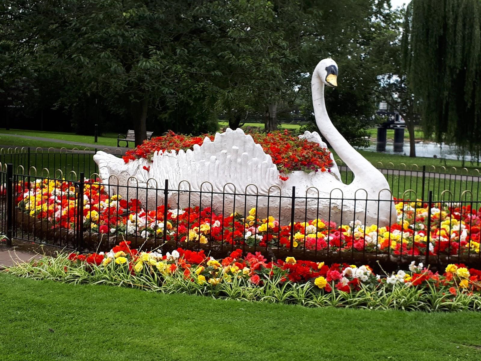 Burton Washlands/Stapenhill Gardens