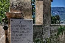 Mausoleo Tacchi, Rovereto, Italy