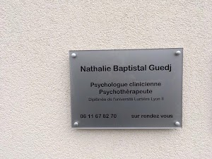 Nathalie Baptistal Guedj – Psychologue clinicienne