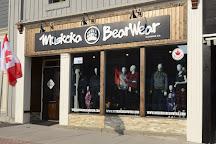Muskoka Bear Wear, Gravenhurst, Canada
