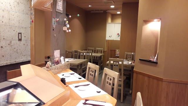Bentenyama Miyako-sushi So-honten