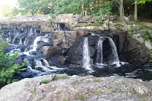 Southford Falls State Park, Oxford, United States