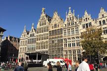 Grote Markt van Antwerpen, Antwerp, Belgium