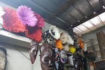 Marche des Fleurs, Douala, Cameroon