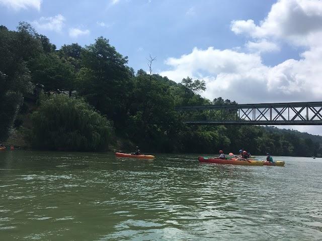 Venerque Eaux Vives (Canöé Kayak)