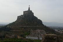 Castillo de Monteagudo, Murcia, Spain