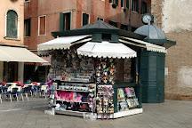 Campo Santo Stefano, Venice, Italy