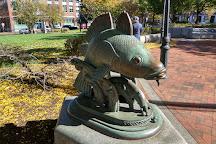 City Square Park, Boston, United States