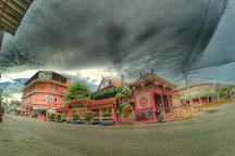 Tri Dharma Bumi Raya Temple, Singkawang, Indonesia