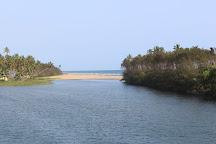 Kappil Lake, Varkala Town, India
