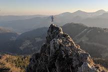 Biček's Rock, Železniki, Slovenia