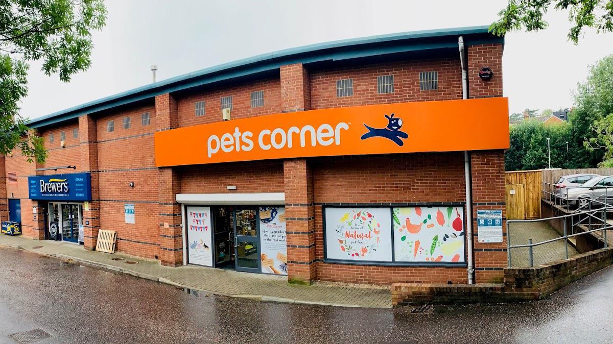 Pets Corner Winchester store