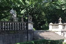 Pettenkofer Denkmal, Munich, Germany