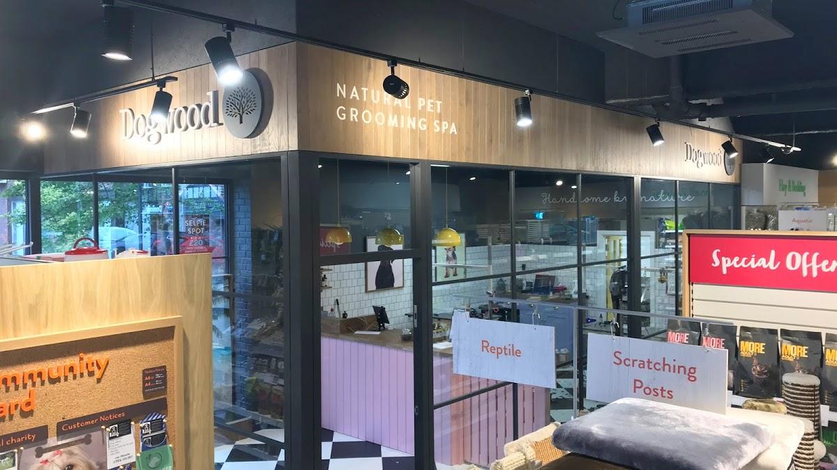 Dogwood Cobham Pet Grooming Spa store