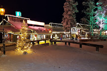 Arctic Circle Snowmobile Park, Rovaniemi, Finland
