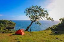 Tanjung Kesirat Beach, Gunung Kidul, Indonesia