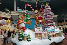 Lotte World, Seoul, South Korea