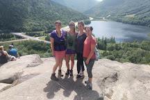 Artist Bluff Trail, Franconia, United States