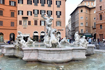 Fountain of Neptune, Rome, Italy
