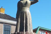Het Vrouwtje van Stavoren, Stavoren, The Netherlands