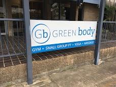Green Body newcastle