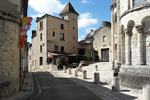 Collegiale St Pierre, Chauvigny, France