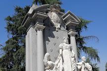 Monumento a la Infanta Isabel Borbon, Madrid, Spain