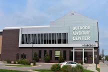 DNR Outdoor Adventure Center, Detroit, United States