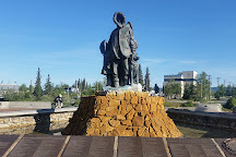 Antler Arch, Fairbanks, United States