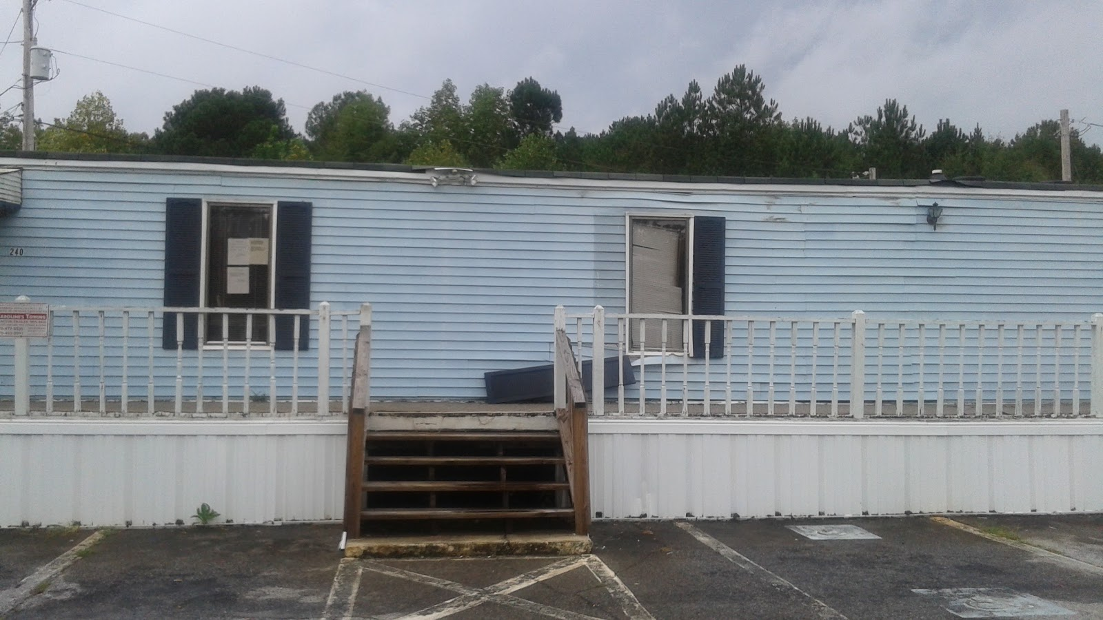 South Oaks Manufactured RV Mobile Home Park