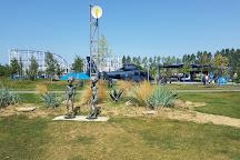 Kingoland Parc d'Attractions, Plumelin, France