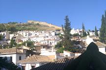 Casa del Chapiz, Granada, Spain