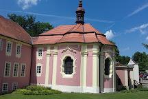 Zamek Mitrowicz, Tyn nad Vltavou, Czech Republic