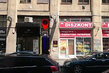 Nightmare in Budapest, Budapest, Hungary