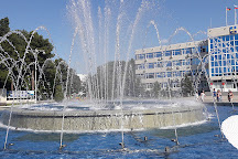 Central Fountain, Anapa, Russia