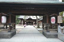 Mefu Shrine, Matsue, Japan