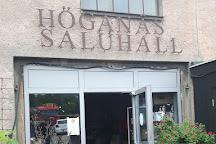Hoganas Saluhall, Hoganas, Sweden