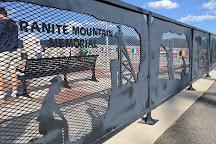 Granite Mountain Memorial Overlook, Butte, United States