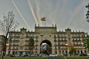 Arco del Banco Santander