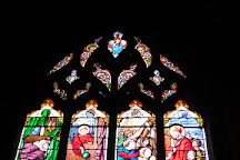 St Jacques Church, Dieppe, France