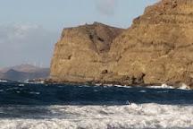 Playa del Risco Y Puerto De Agaete, Agaete, Spain