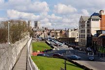 York City Walls, York, United Kingdom