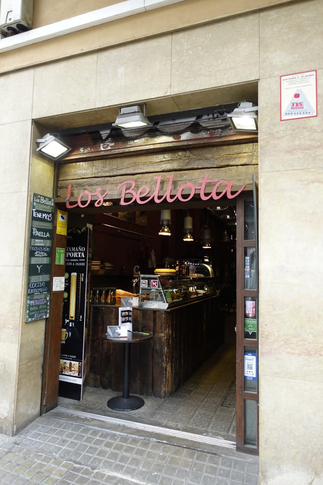 Bar Restaurante La Bellota