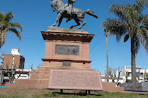 Plaza Libertad, Minas, Uruguay